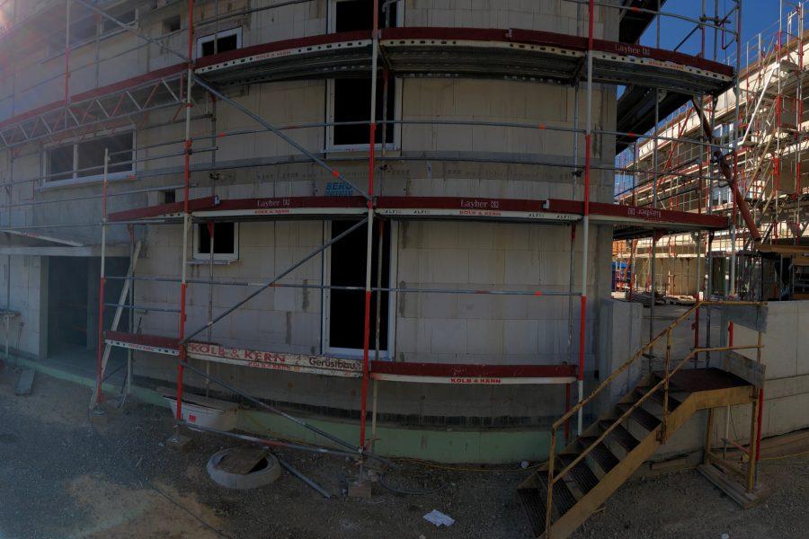 Neubau von 24 Wohneinheiten in Goldbach
