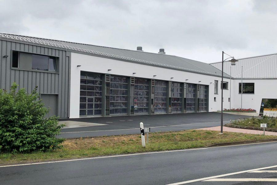Bild Feuerwehrhaus Laufach